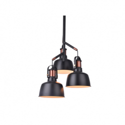 DARLING 1 BLACK MD50686-1 BK LAMPA WISZĄCA AZZARDO