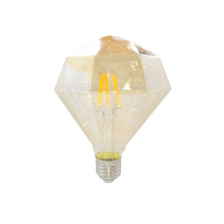 Żarówka Dekoracyjna LED E27 6W G110 - LL127062 AZZARDO