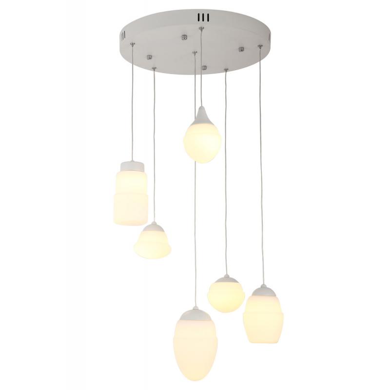 MULTI 6 LAMPA WISZĄCA LED P0249 MAXLIGHT