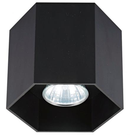 POLYGON CL1 SPOT 20035-BK BLACK LAMPA SPOT REFLEKTOR ZUMA LINE