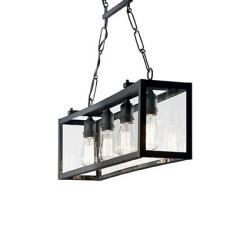 IGOR SP4 149707 LAMPA WISZĄCA IDEAL LUX BIAŁA
