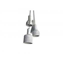 KARINA 4 CPL-13007 LAMPA WISZĄCA AZZARDO betonowa