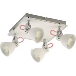 LAMPA WEWNĘTRZNA (KINKIET)  RAVA SPOT CK100008-4 ZUMA LINE