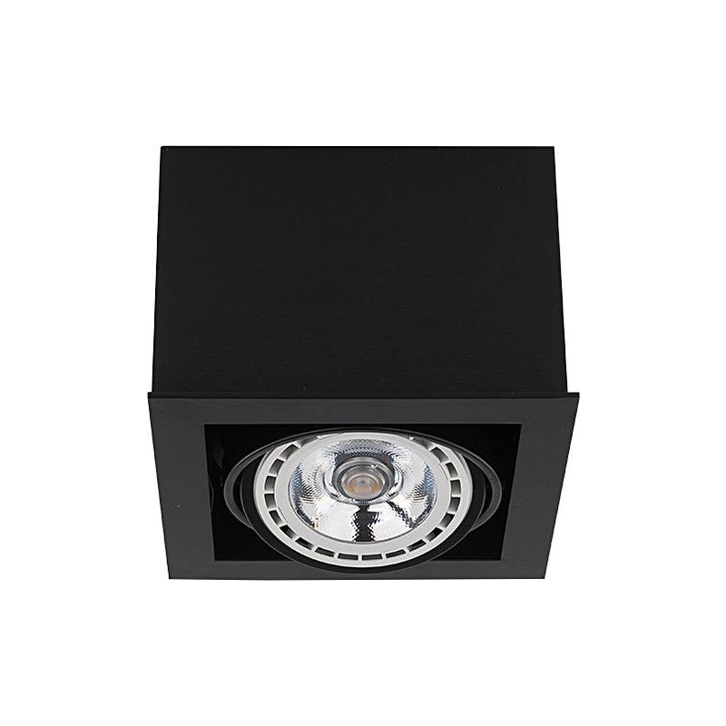 BOX ES111 9495 LAMPA NATYNKOWA NOWODVORSKI CZARNA