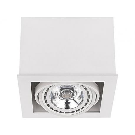 BOX ES111 9497 LAMPA NATYNKOWA NOWODVORSKI BIAŁY