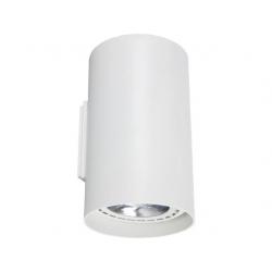 TUBE whte 9317 kinkiet nowoczesny Nowodvorski Lighting