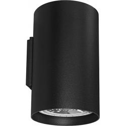TUBE black 9320 kinkiet nowoczesny Nowodvorski Lighting