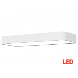 SOFT LED white 60x20 plafon 9534 Nowodvorski Lighting