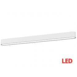 SOFT LED white 120x6 plafon 9538 Nowodvorski Lighting