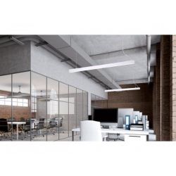 Lampa OFFICE LED white zwis 9355 Nowodvorski Lighting