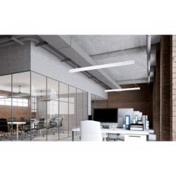 Lampa biurowa OFFICE LED white zwis 9355 Nowodvorski Lighting