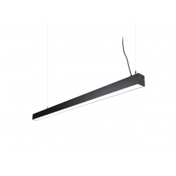 Lampa biurowa OFFICE LED graphite zwis 9356 Nowodvorski Lighting
