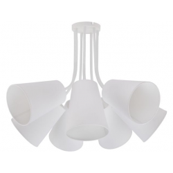 FLEX SHADE white VII 9275 lampa sufitowa plafon Nowodvorski Lighting