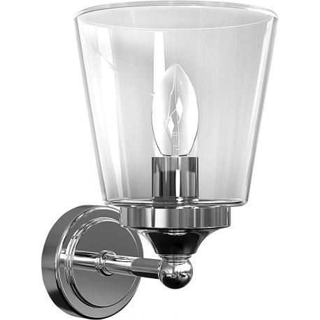 Lampa Bali Transparent 9353 Kinkiet Nad Lustro Ip44 Nowodvorski Lighting