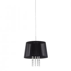 LAMPA WISZĄCA LUISA MDM1935/1 BK ITALUX