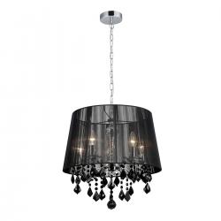 LAMPA WISZĄCA CORNELIA - MDM-2572/5 BK - ITALUX