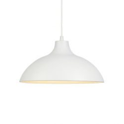 CHANDLER 106204 LAMPA metalowa biała MARKSLOJD