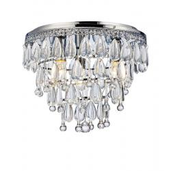 LAVINIA 107063 LAMPA SUFITOWA plafon szklany dekoracyjny MARKSLOJD