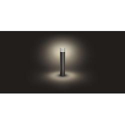 LUCCA 17403/93/P0 LAMPA OGRODOWA SŁUPEK PHILIPS HUE