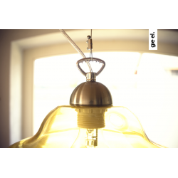 LGH0100  SZKLANA LAMPA WISZĄCA GIE EL