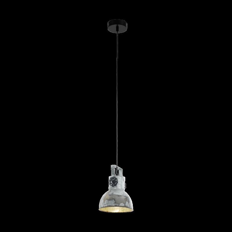 BARNSTAPLE 49619 LAMPA WISZĄCA VINTAGE EGLO