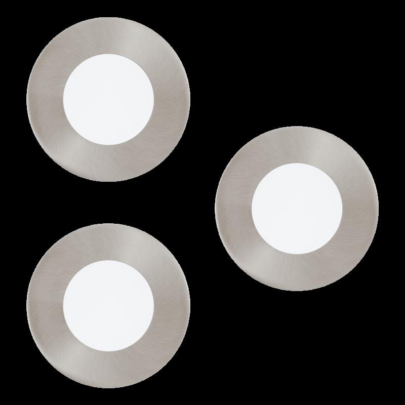 EGLO connect oczka wpuszczane 3 sztuki 32882 ledowa EGLO