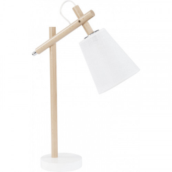 VAIO WHITE 667 LAMPA BIURKOWA TK-LIGHTING