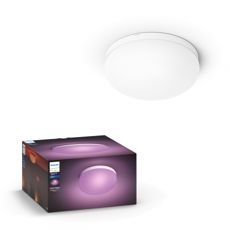 FLOURISH 40905/31/P7 LAMPA SUFITOWA LED HUE PHILIPS white and color ambience