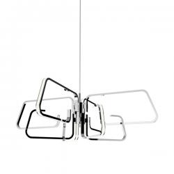 ASCONA PENDANT L180301-8C LAMPA WISZĄCA ZUMA LINE
