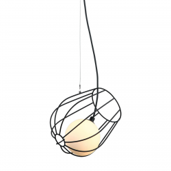 MELISA LAMPA WISZĄCA MDM-3942/1 BK ITALUX