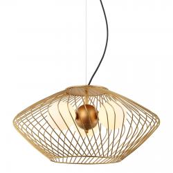 ZENO LAMPA WISZĄCA MDM-3845-3 GD ITALUX