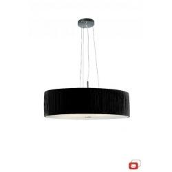 NESTOR CZARNY LAMPA WISZĄCA LIRIO 36750/11/LI 70cm