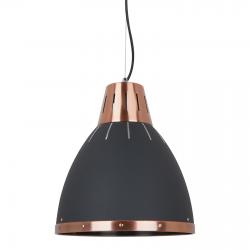 LAMPA WISZĄCA  MERTON  MD-HN8209 BK+RC  ITALUX