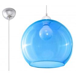 LAMPA WISZĄCA NOWOCZESNA SOLLUX BALL SL.0251