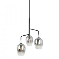 LESLA - LAMPA WISZĄCA  PEN-5359-3-BKCR  ITALUX