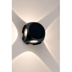 PATRAS LED 9115 BL KINKIET ZEWNĘTRZNY NOWODVORSKI