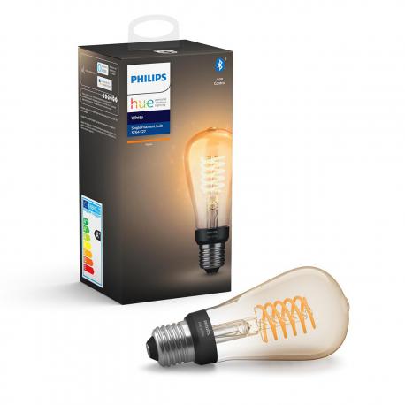 Philips HueW xW Fil ST64 E27 EUR 8718699688868 PHILIPS HUE