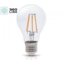 Żarówka LED E27 FGS 8W barwa 4000K 360 Line KOBI