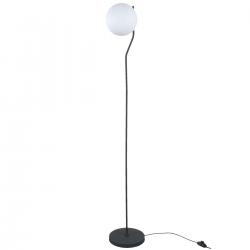 CARIMI  LAMPA PODŁOGOWA FL-3300-1-BK  ITALUX