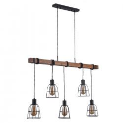 REDA  PND-4793-5-L  LAMPA WISZĄCA ITALUX