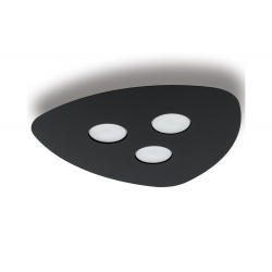OGRANIC BLACK III LAMPA NATYNKOWA 8302 LED NOWODVORSKI