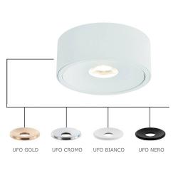 NEO BIANCO SLIM KG/UFO CROMO LAMPA WPUSZCZANA ORLICKI DESIGN