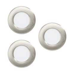 FUEVA 5 LAMPA WPUSZCZANA 99141 LED 3000K EGLO zestaw