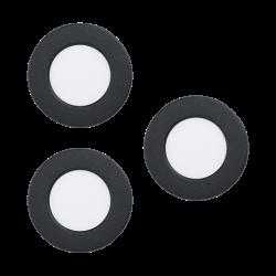 FUEVA 5 LAMPA WPUSZCZANA 99146 LED 3000K EGLO zestaw