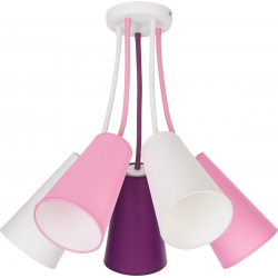 WIRE KIDS 1712 LAMPA SUFITOWA TK-LIGHTING