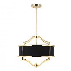 STESSO GOLD/NERO S LAMPA WISZĄCA ORLICKI DESIGN