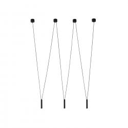 VIVA III NERO LAMPA WISZĄCA ORLICKI DESIGN