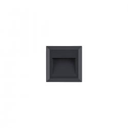 SIDEWALK SQUARE LED 8148 KINKIET OGRODOWY NOWODVORSKI