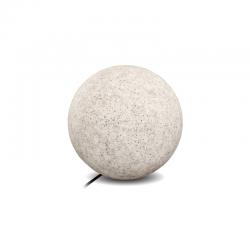 KULA LAMPA ogrodowa Garden Ball M 28cm 230V E27 IP65 Kobi
