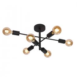 ATLANTICO  PNC-5679-6-BL  LAMPA SUFITOWA  ITALUX
